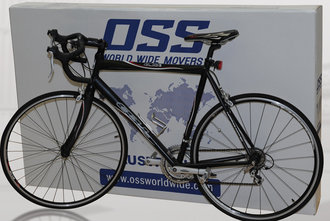 Moving Sports Equipment overseas