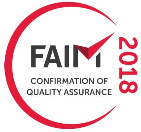 Fidi FAIM Accreditation 2018 for OSS World Wide Movers